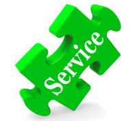 Service Meaning Help Support Maintenance And Assistance